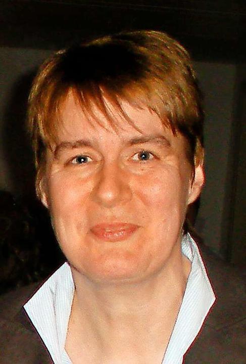 Projektleiterin Irene Schwalb  | Foto: Privat