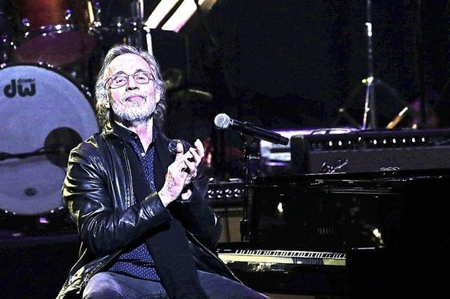 Ein Musiker, der seiner Mission treu bleibt