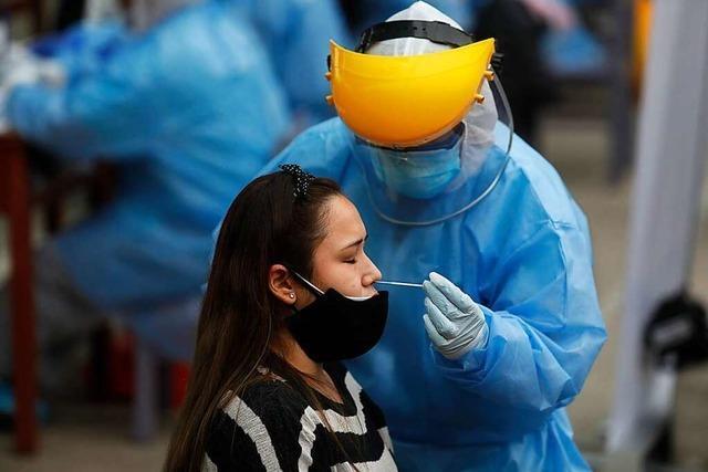 Experten reagieren gelassen auf Lambda-Variante des Coronavirus