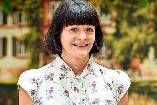 Felicia Maier freut sich auf ein Kultur-Festival unter freiem Himmel