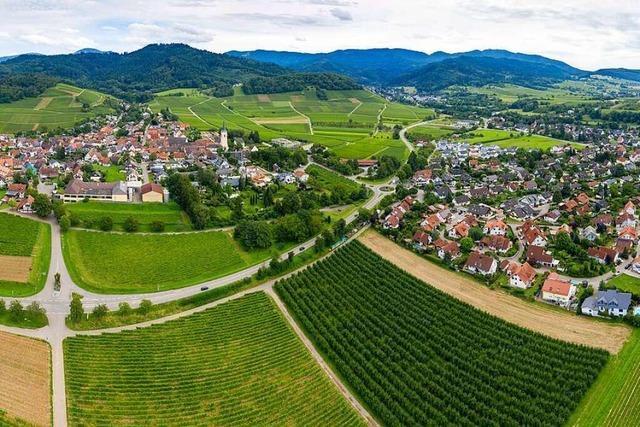 Ballrechten-Dottingen punktet mit Wein und dem Castellberg