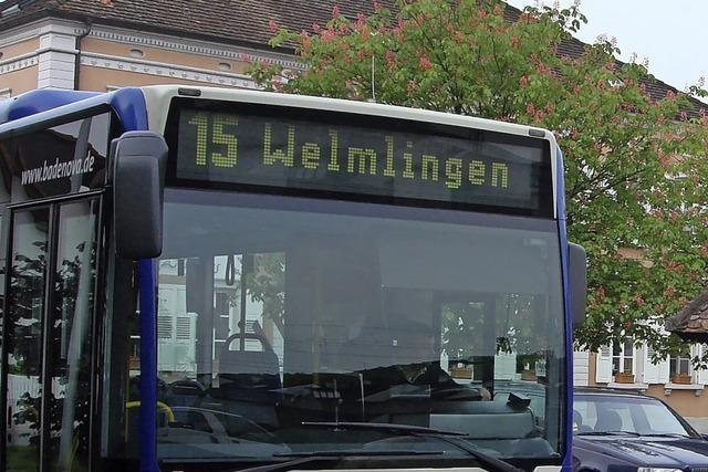 Schülerverkehr hat in Efringen-Kirchen Priorität – das hat Nachteile für das übrige Angebot
