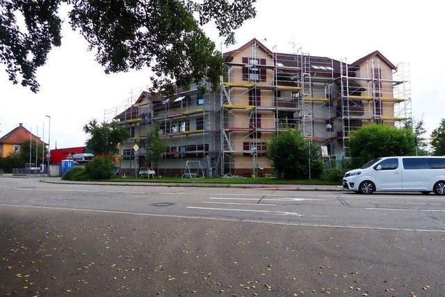 Emmendinger Modell funktioniert beim Bau von Sozialwohnungen