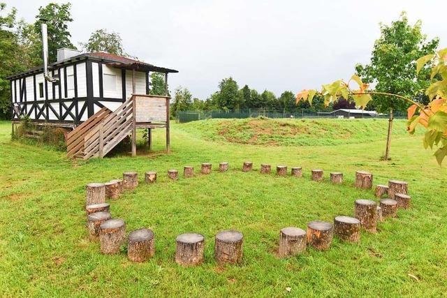 Im Oktober ist Start für den neuen Waldkindergarten in Vörstetten