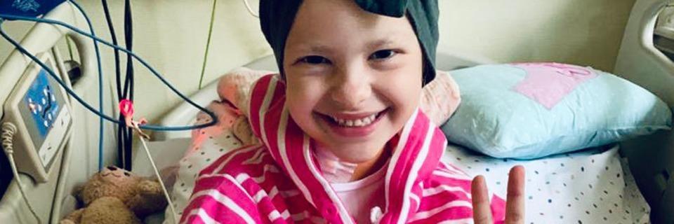 Familie der kleinen Emilia aus Eichstetten bittet um Spenden für Krebstherapie