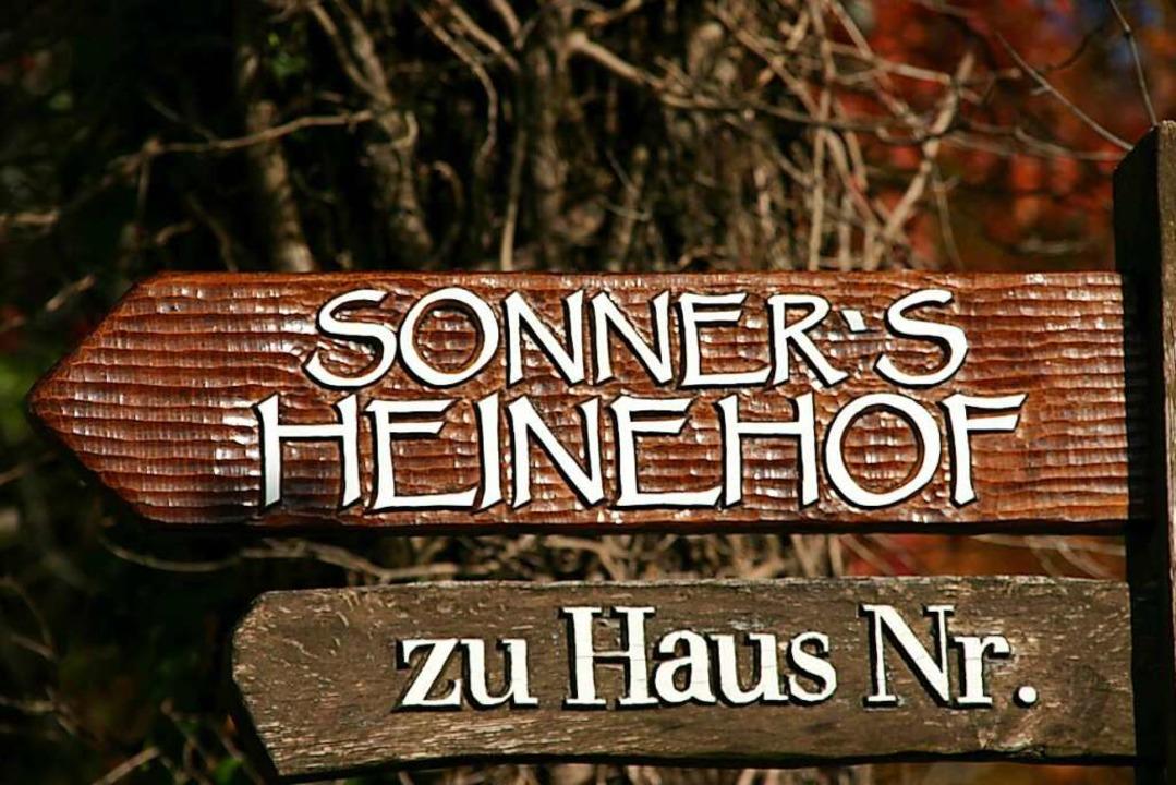 Sonners Heinehof  | Foto: Tanja Bury