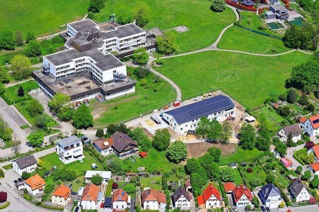 Jörg Blattmann übernimmt eine Doppelrolle auf dem Gesundheitscampus