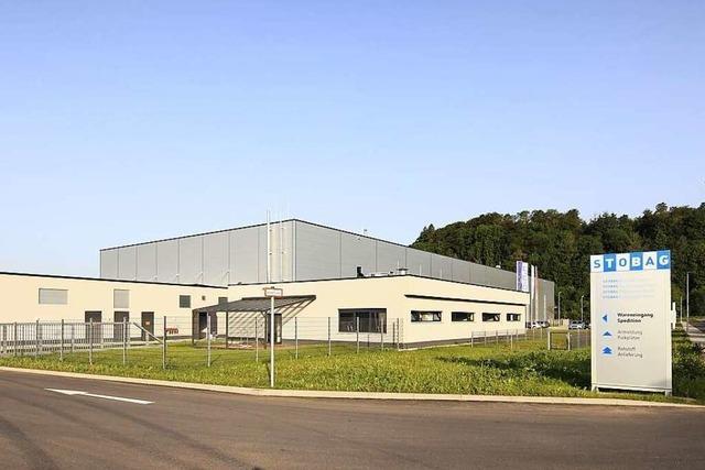 Stobag investiert in Wutöschingen 20 Millionen Euro