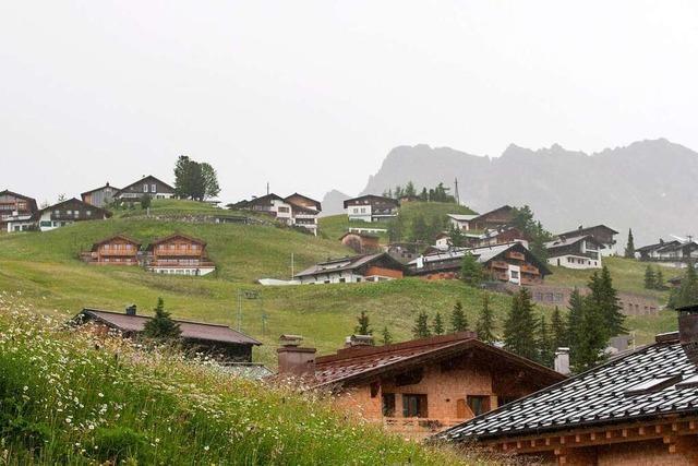 Wie der Nobel-Skiort Lech seinen eigenen Ausverkauf verhindern will