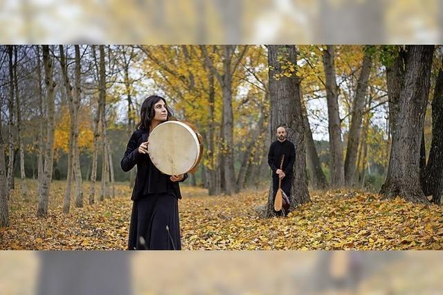 Beim Tamburi Mundi Festival in Freiburg sind am Samstag mittelalterliche Klänge zu hören