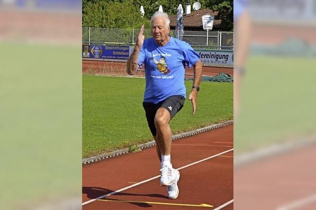 Mit 86 Jahren noch topfit