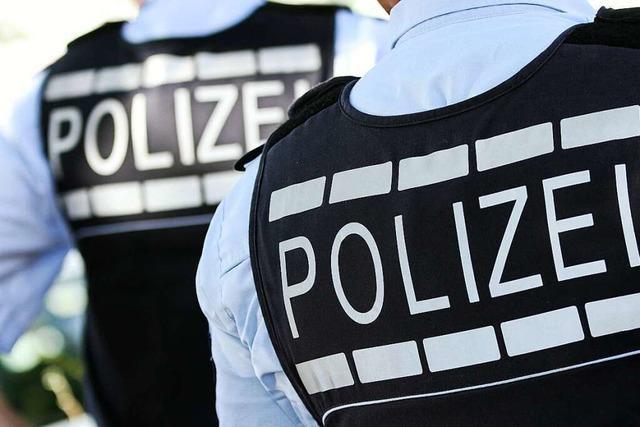 Polizei meldet sinkende Fallzahlen für 2020 in Weisweil