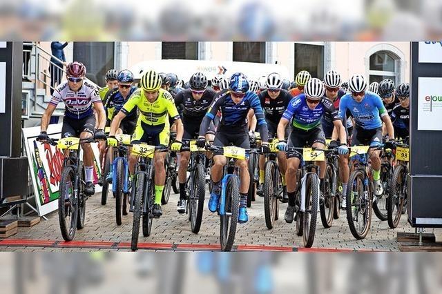 Die erste Entscheidung beim Bike Giro fällt im Zielsprint
