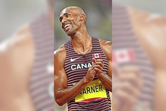 Damian Warner krönt sich zum König der Leichtathleten