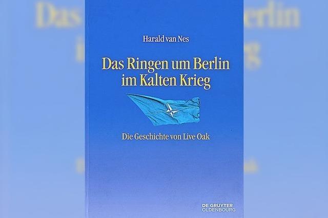 Krisenmanagement im Berlin-Konflikt