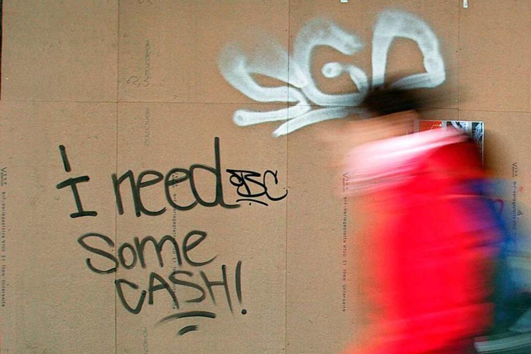 Armut bedeutet mehr als nur Geldmangel...en Menschen oft langfristigere Folgen.    Foto: Ingo Schneider