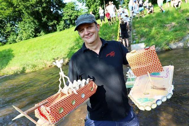 Karsten Schraivogel sorgt für Erlebnisse im Ferienpark in Seelbach