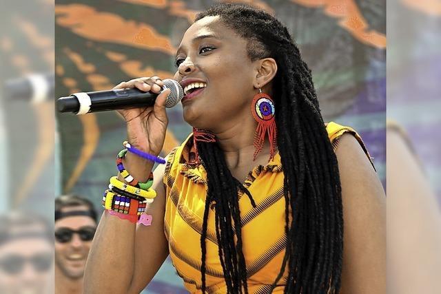 In Emmendingen steigt das African Weekend auf dem Schlossplatz