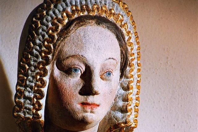 Die Geschichte von den drei Frauen in der Heilig-Kreuz-Kapelle