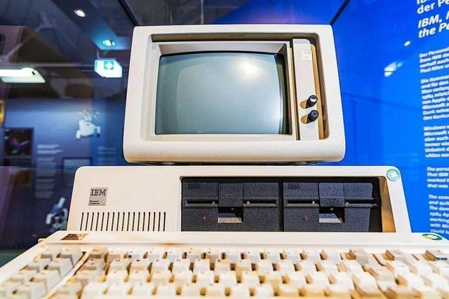 Kein PC hatte mehr Einfluss als der IBM PC 5150