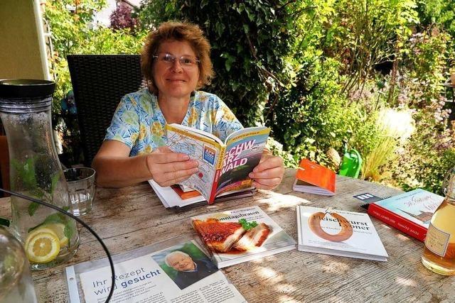 Karin Schindler betreibt seit zehn Jahren das Food-Blog
