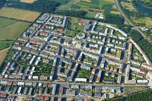 In Freiburg-Rieselfeld ist Einiges schiefgelaufen