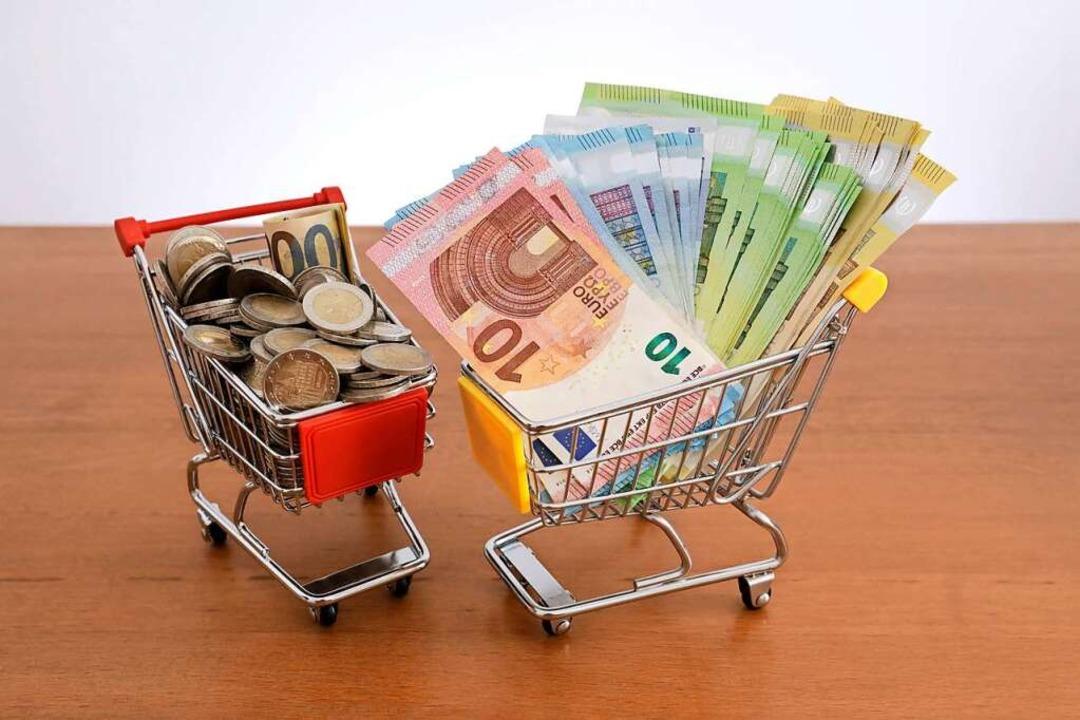 Geld.  | Foto: Jens Schicke via www.imago-images.de
