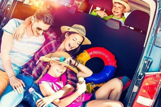 Vier Spielideen gegen die Langeweile bei Urlaubsreisen mit Kindern
