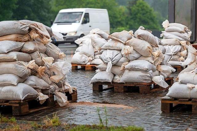 Wie Gemeinden, Firmen und Vereine aus der Region Spenden für Flutopfer sammeln
