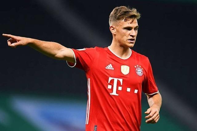 Joshua Kimmich ist der Mann für die nächste Bayern-Ära