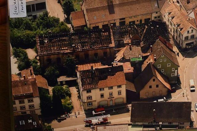 Vor 25 Jahren ging in Schopfheim der Feuerteufel um