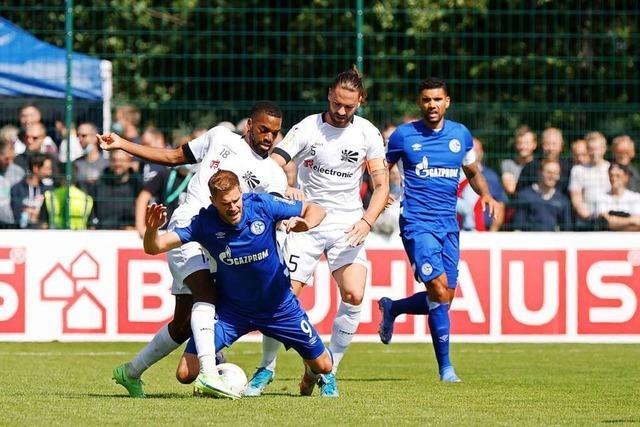 Auch im zehnten Anlauf ist für den FC Villingen in Runde eins im DFB-Pokal Schluss