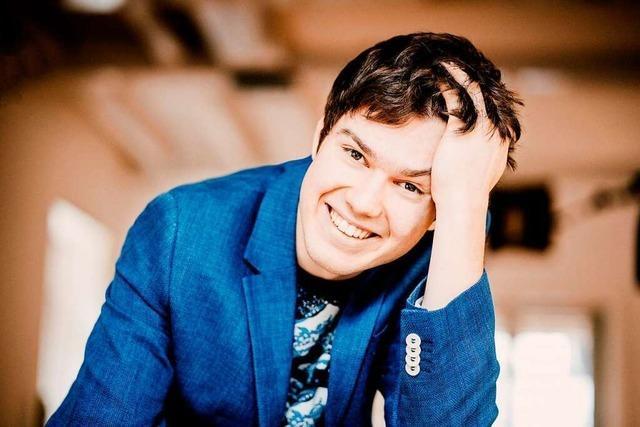 Der Freiburger Robert Neumann ist ein Licht am Klavierhimmel
