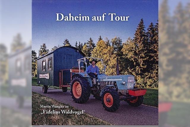 CD: LIEDERMACHER: Daheim auf Tour