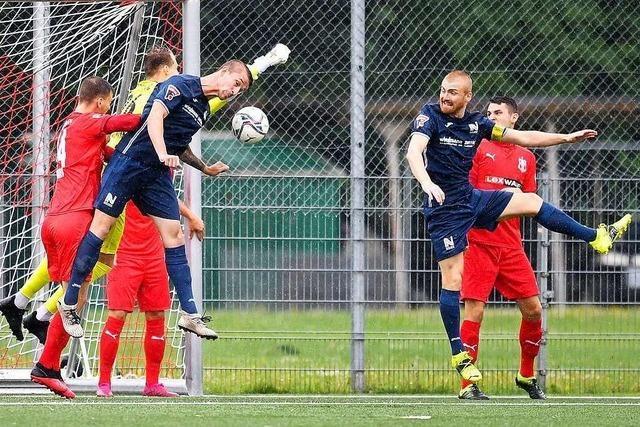 Trotz Führung gibt der Freiburger FC das Spiel noch aus der Hand