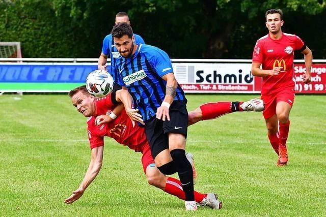 Ungewollter Geniestreich rettet dem FC Wallbach einen Punkt