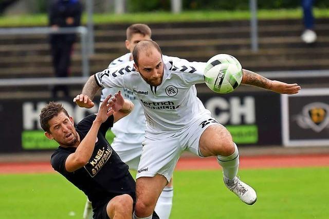 Offenburger FV gewinnt zum Auftakt 2:0 im Derby gegen den Kehler FV