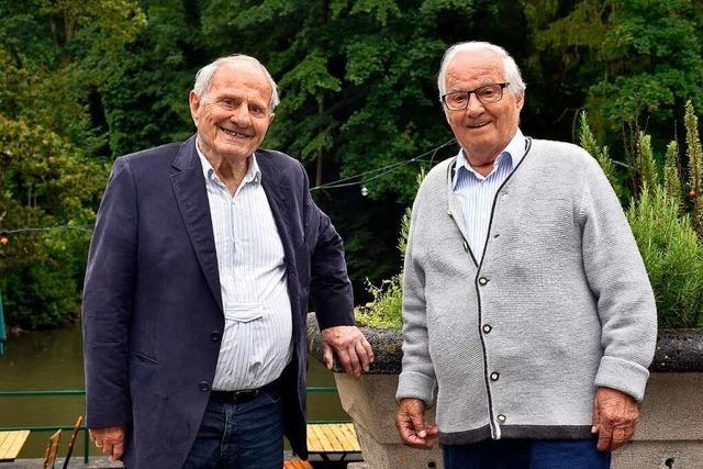 Wie in Freiburg-Waldsee Fernweh und Heimweh zusammenfinden