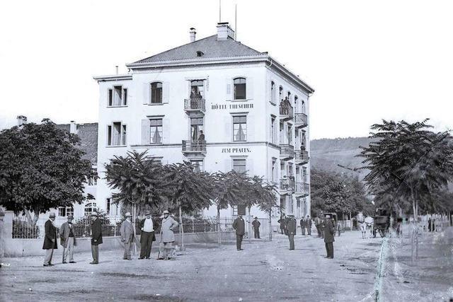 Vom Freiburger Gasthaus