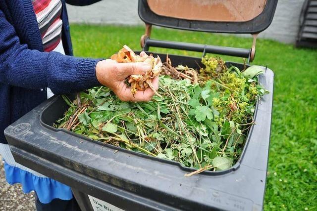 Im Corona-Jahr ist das Müllaufkommen im Kreis Lörrach stabil