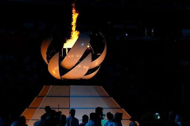 Fotos: Die schönsten Bilder der Olympia-Abschlussfeier in Tokio