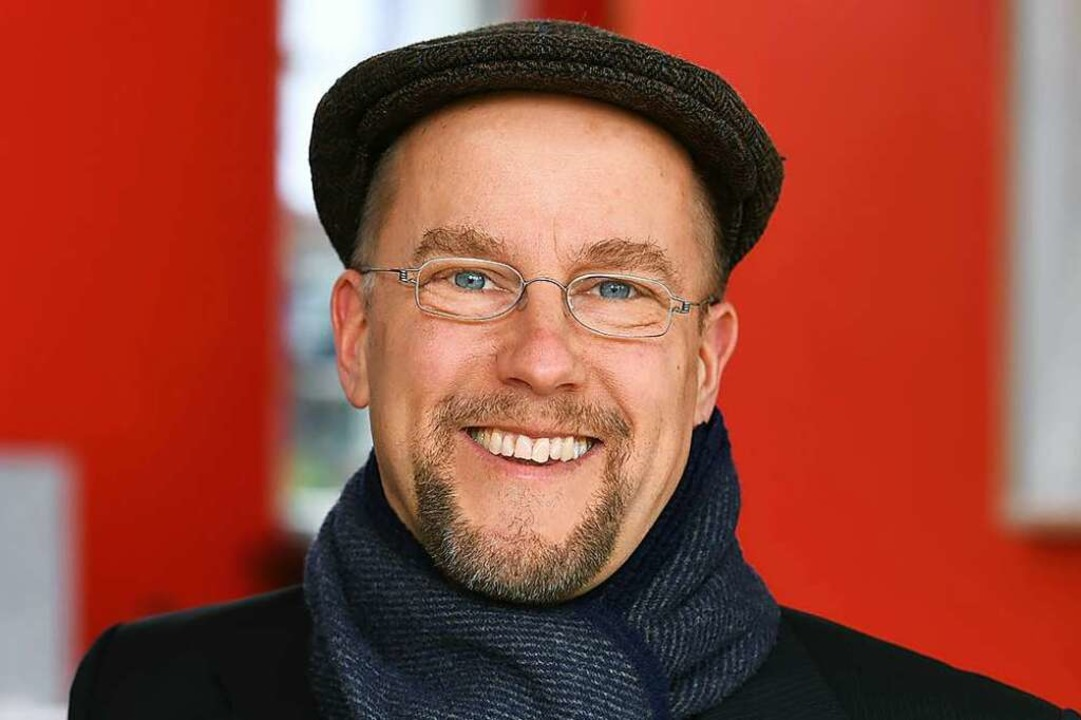 Frithjof Benjamin Schenk, Professor fü...he Geschichte an der Universität Basel  | Foto: DAVID_AUSSERHOFER
