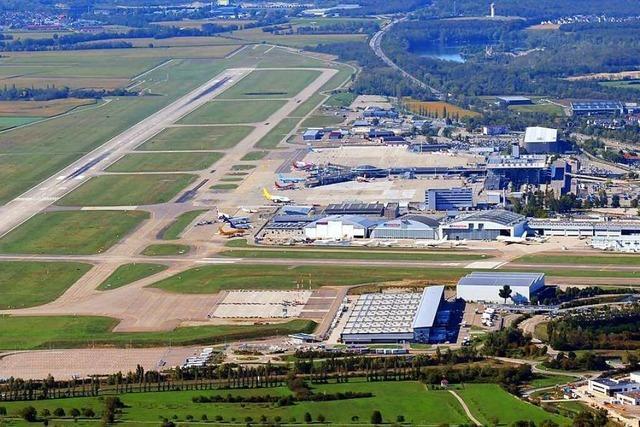 Am Euroairport sorgen verspätete Starts nach 23 Uhr immer wieder für Ärger