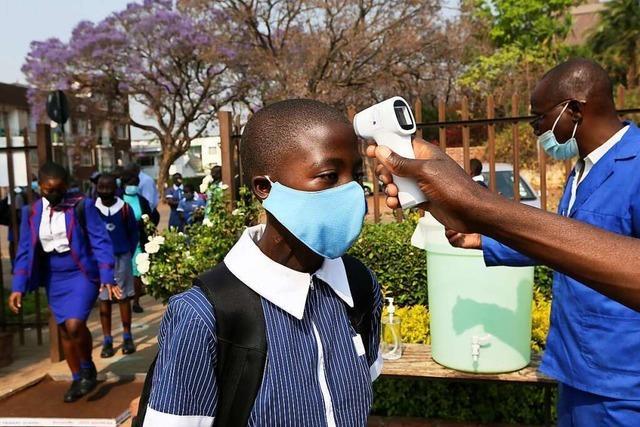 Der Rheinfelder Verein Fair Aid will Schutzmasken nach Kenia spenden