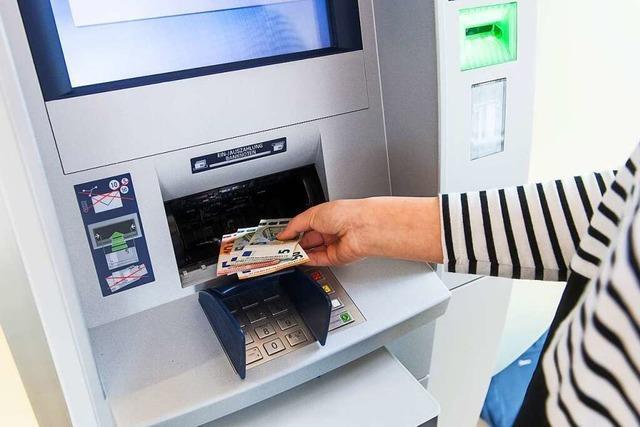 Gescheiterter Versuch, Automaten aufzubrechen