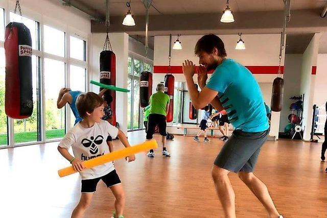 Wie war's beim... Schnupper-Boxtraining für Väter und Kinder?