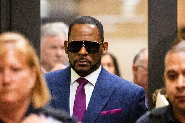 Prozess gegen einstigen Pop-Superstar R. Kelly startet