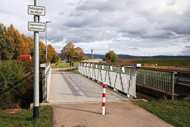Radweg zwischen Friesenheim und Meißenheim wird durchgängig