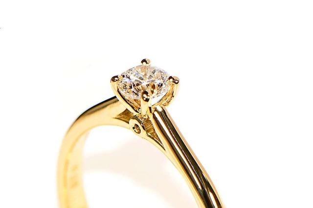 Echte oder synthetische Diamanten?