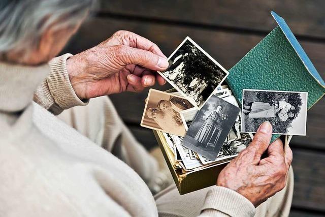 Diagnose Demenz: Der Mensch bleibt, das Ich geht